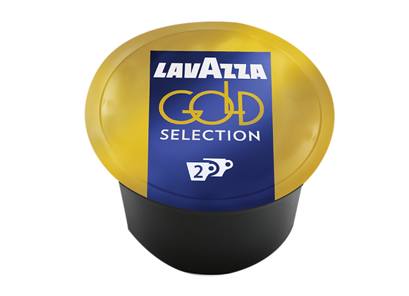 Blu Capsules Gold (formerly Rotondo)Selection LAVAZZA  100 Capsules