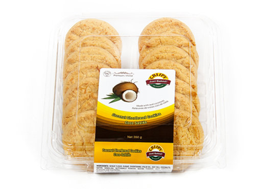 Coconut cookie TWI