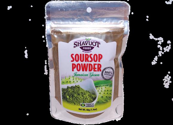 Soursop Powder SHAVUOT