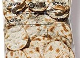 Cracker Round Wheels LAHVOSH - Kosher