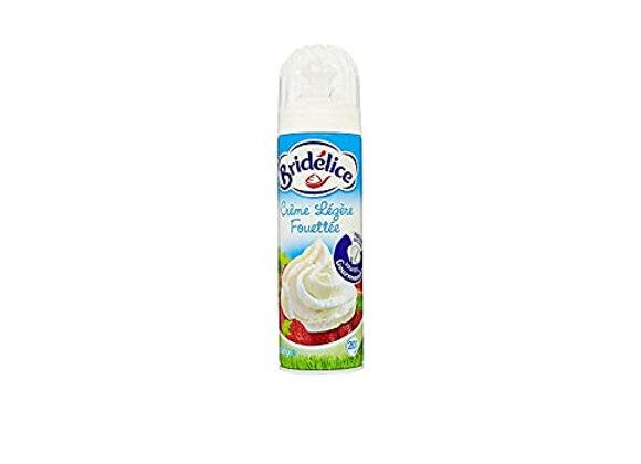 Light Cream Spray Can BRIDELICE