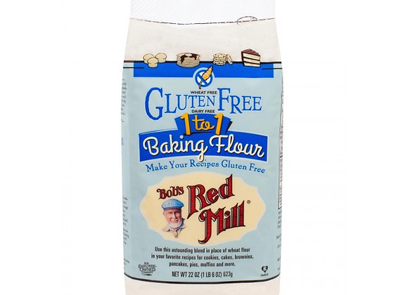 Gluten Free 1-to-1 Baking Flour BOB'S RED MILL