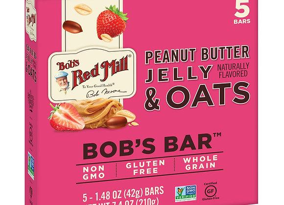 Peanut Butter & Jelly Oat Bar BOB'S RED MILL