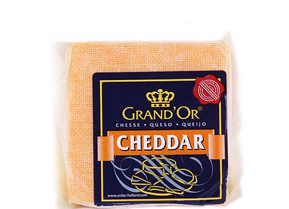 Red Cheddar 48% fat GRAND'OR