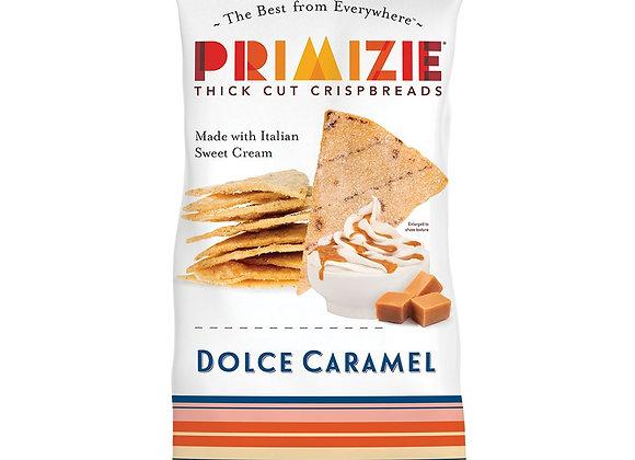 Flat bread crisps dolce caramel & cream PRIMIZIE