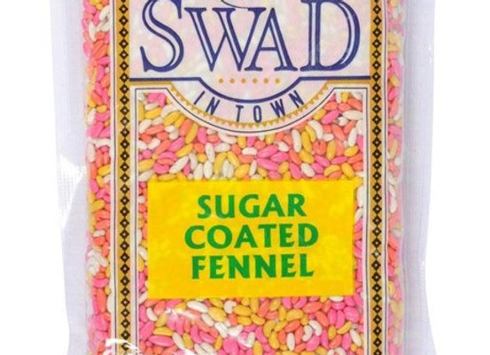 Fennel Seed (Soaf) SWAD
