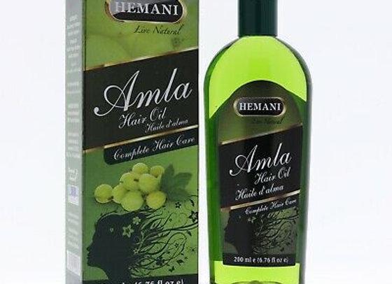 Amla Hair oil green HEMANI