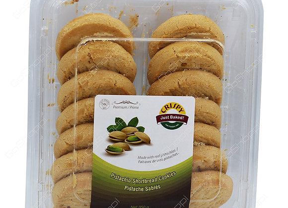 Pistachio cookie TWI