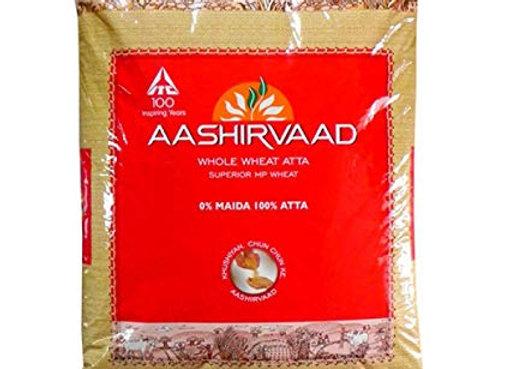 Chappati Flour - AASHIRWAAD