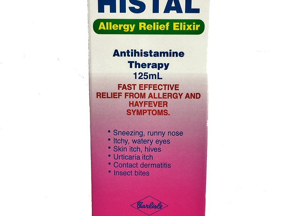 Histal Allergy Relief 125ml