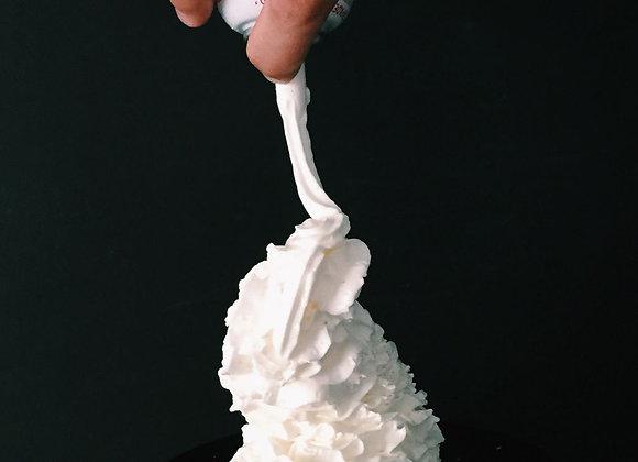 Aerosol Whip Cream Real 20% SUNNY MORNING - Kosher