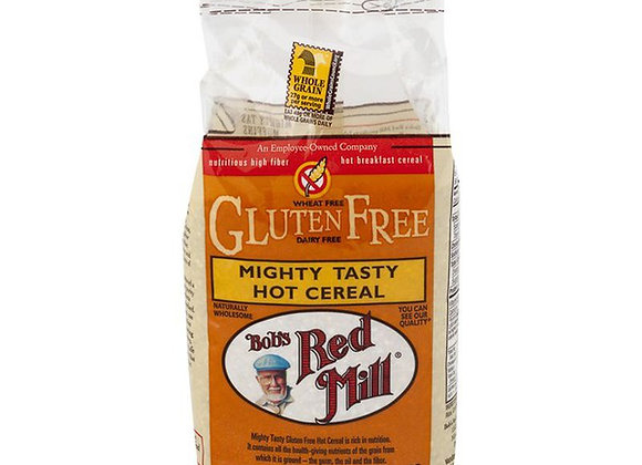 Gluten free mighty tasty hotcereal BOB'S RED MILL
