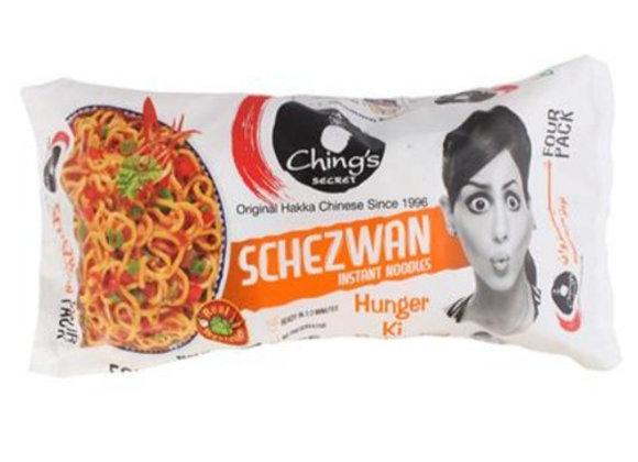 Schezwan instant noodles CHING'S