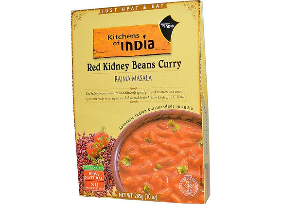 Red Kidney Beans Curry KITCHEN OF INDIA