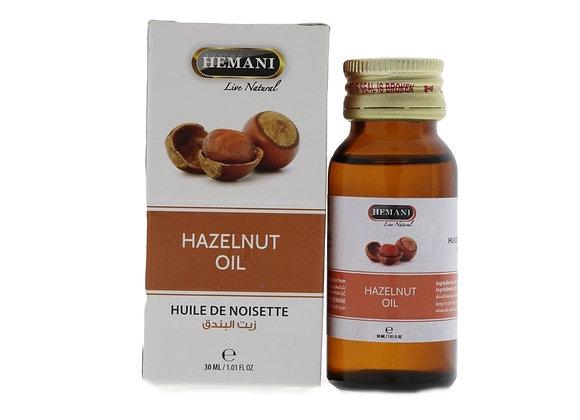 Hazelnut oil HEMANI