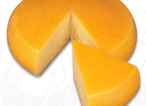 Dutch Gouda Cheese Yellow Wax  EMBORG