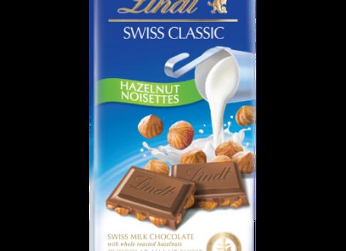 Classic Milk Hazel LINDT