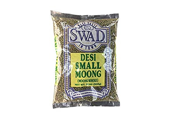 Moong Whole Small Green SWAD