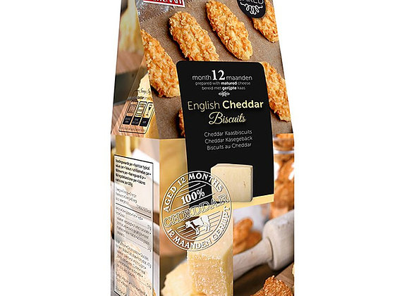 Aged Cheddar Cheese Biscuits BUITEMAN