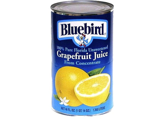 Bluebird Grapfruit  46oz