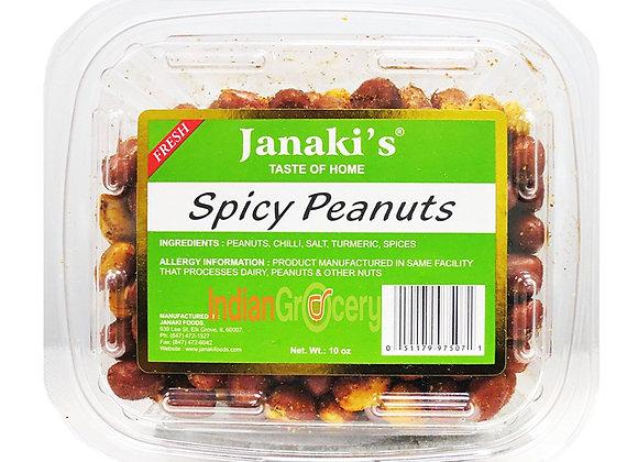 Spicy peanuts JANAKI'S