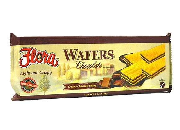 Chocolate wafer FLORA