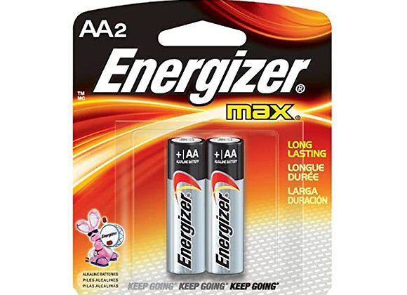 Energizer AA2 Batteries