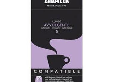 Lungo Avvolgente LAVAZZA (Nespresso Compatible) - Intensity 5