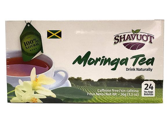 Moringa Tea SHAVUOT (24 teabags per box)