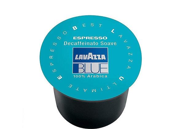 Blu Lavazza capsule Decaf Espresso (Blue - Intensity 7)100 Capsules
