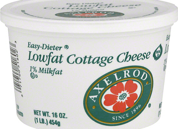 Cottage Cheese Low Fat  AXELROD