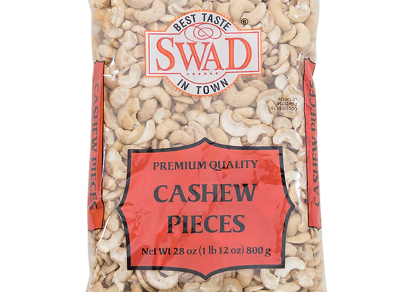 Cashew Pieces Raw SWAD