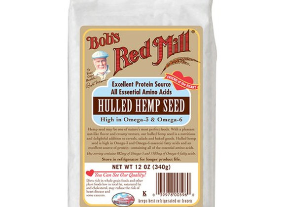 Hemp seeds BOB'S RED MILL