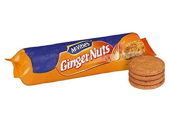 Mcvitis Ginger Nut 250g