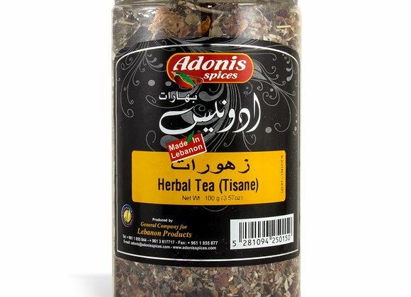 Tisane Herbal Tea ADONIS