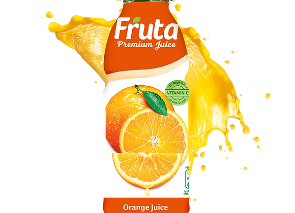 Fruta Orange Bottle 500ml