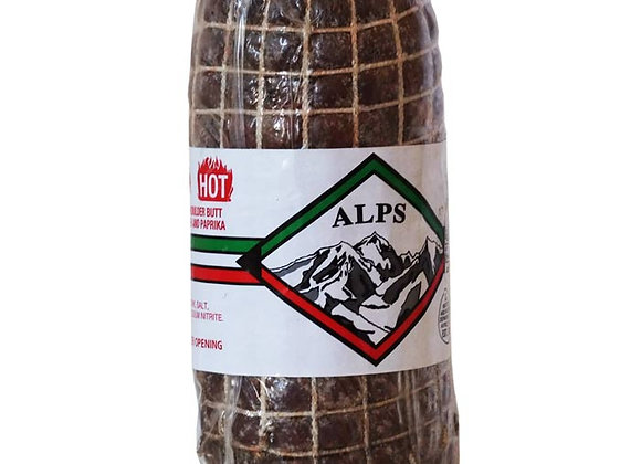 Alps Coppa Sweet Dry FLORA weighed by the KG
