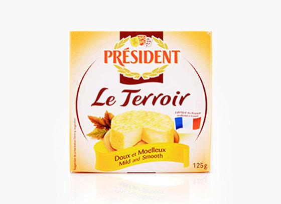 Le Terroir Small Camembert PRESIDENT
