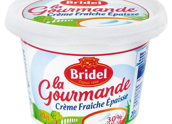 Fresh cream 30% BRIDEL
