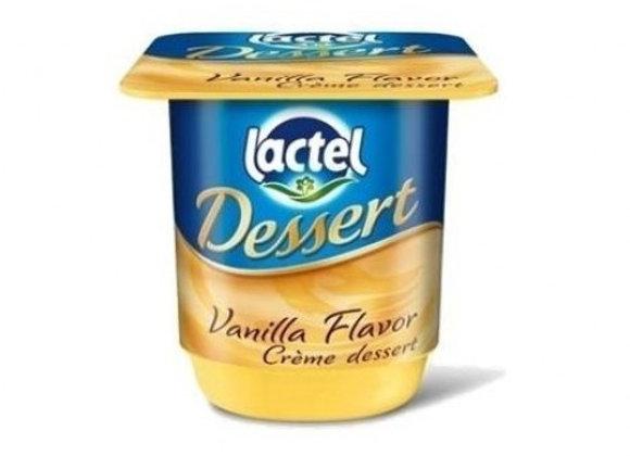 UHT Sterilised Vanilla Crème Dessert LACTEL