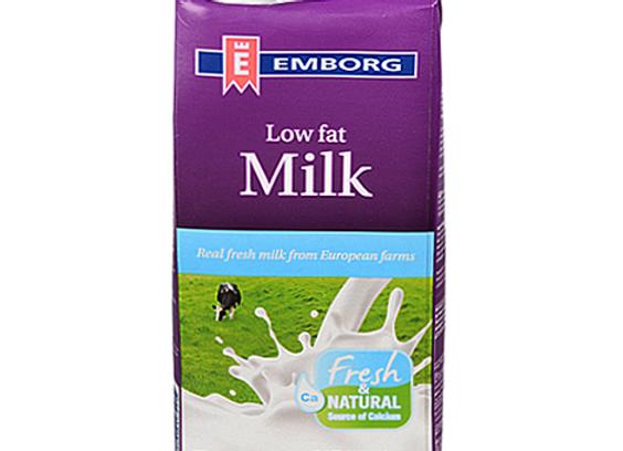 UHT Semi Skimmed Milk EMBORG 1.5%