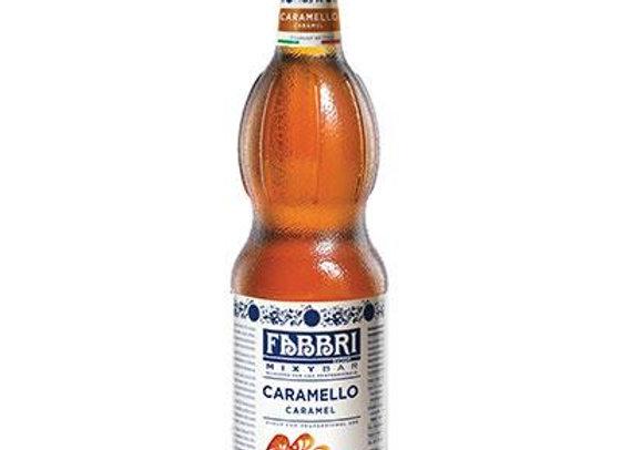 Mixybar Caramel FABBRI PET bottle