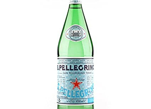 Water SAN PELLEGRINO  Sold Per Case-Kosher