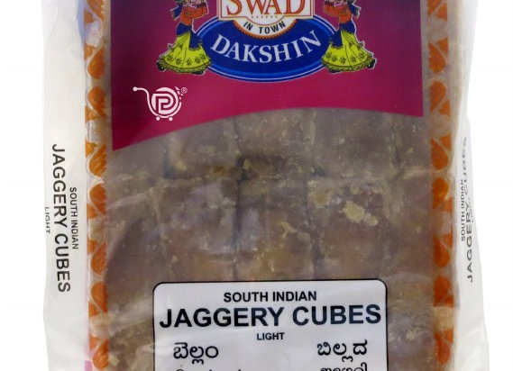 Gur Jaggery Square South Indian
