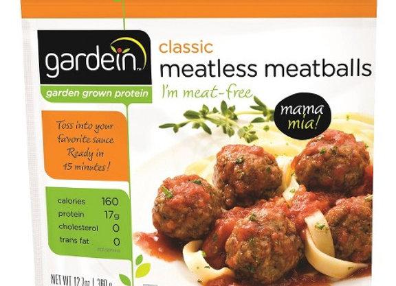 Classic Meatless meatballs GARDENIN - Kosher