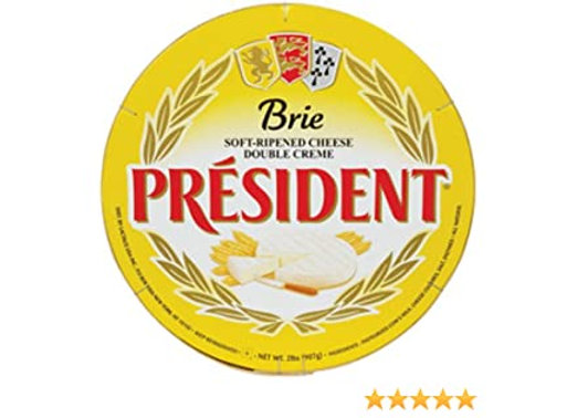 Brie PRESIDENT