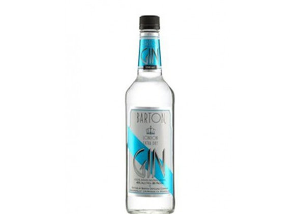 Barton Dry Gin 750ml