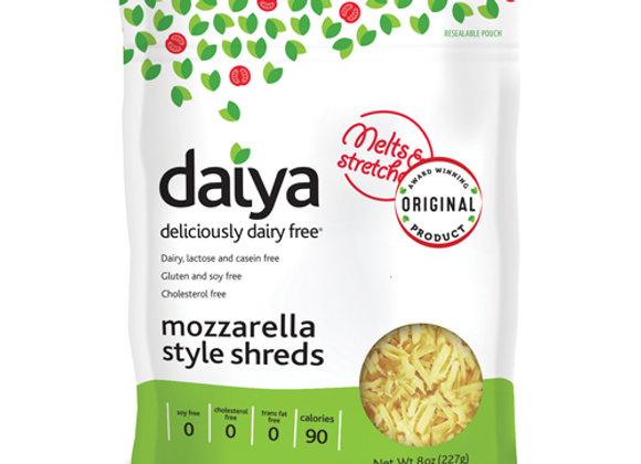 Vegan Mozzarella Shreds DAIYA