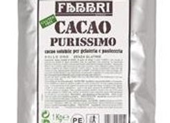 Cocoa Powder B.O - bags FABBRI
