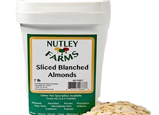 Blanched Sliced Almonds NUTLEY